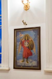 Икона Архистратига Божия Михаила